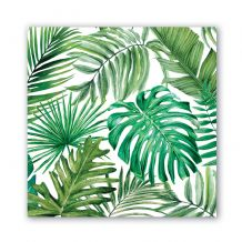 Palm Breeze Luncheon Napkin